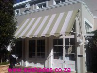 Deco Fall Arm Awning